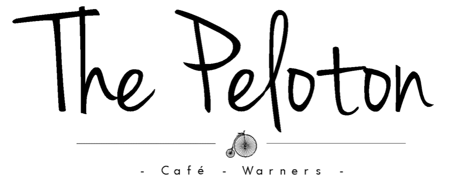 The Peloton Cafe Logo